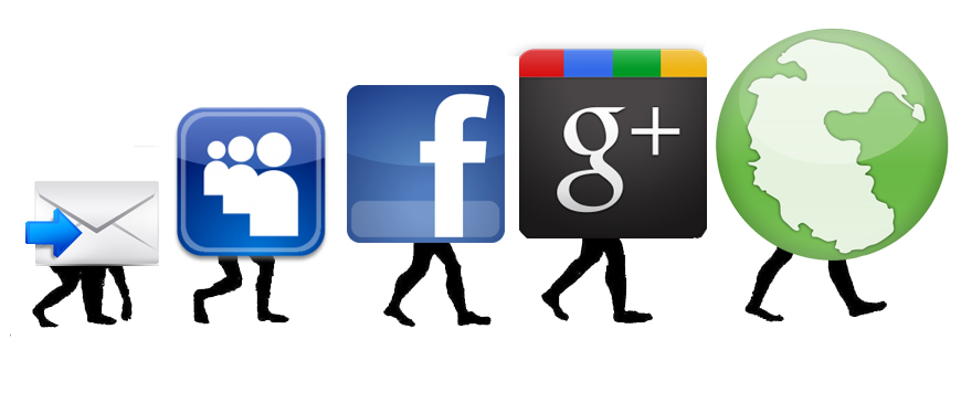the evolution of social networking media essay Personality and social media use in organizations and social networking: utilizing social media to engage the evolution of the web increasingly opens.