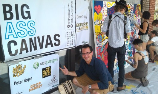 street art sponsor collaborative project