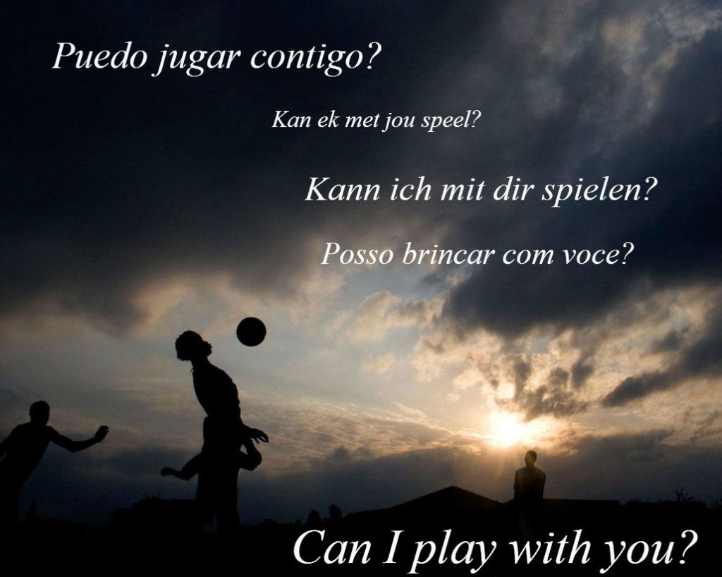 pelada silhouette soccer players together